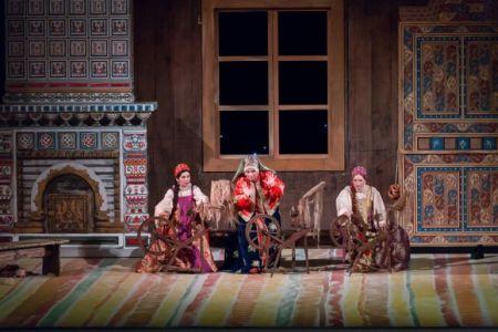 Сказка о царе Салтане. Мариинский театр. Приморская сцена