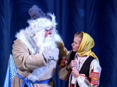 Морозко. Театр драмы им. Г.Константинова