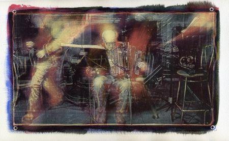 Выставка художественной фотографии Андрея Воскресенского Превращения. Музей истории белорусского кино