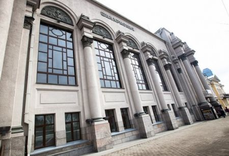 Международный Фестиваль фортепианных дуэтов. Свердловская филармония