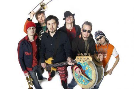 Концерт группы Zdob si Zdub в г. Москва. 18 АПРЕЛЯ. 2014