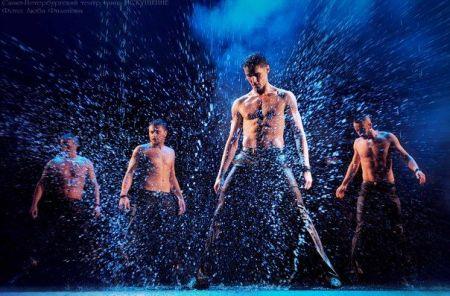 Театр танца Искушение в Петрозаводске