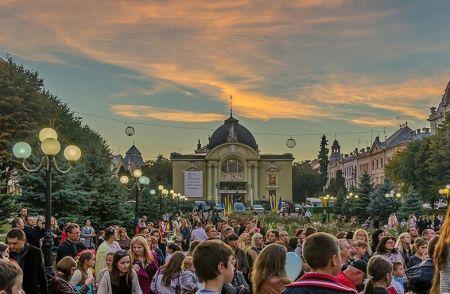 День міста у Чернівцях 2021. Святкова програма
