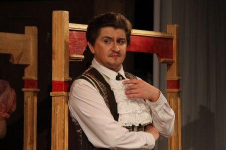Спектакль Свадьба Фигаро. Волгоградский музыкальный театр