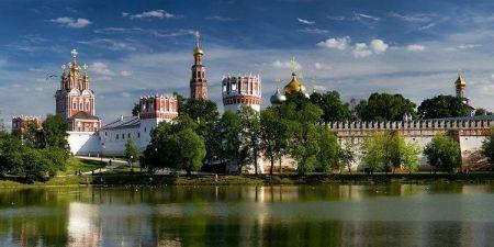 Новодевичий монастырь. Дом Гоголя