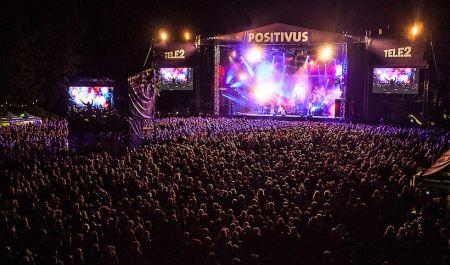Positivus Festival 2013 (19-21 июля) Афиша