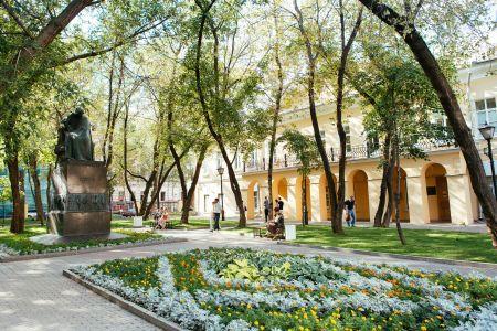 Афиша август 2021. Дом Гоголя