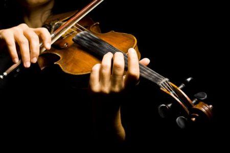 Вечер скрипичной музыки. Московская консерватория