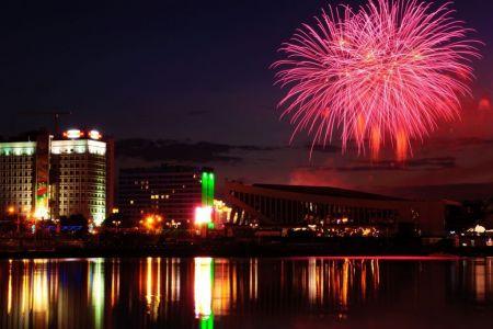 День города в Минске 2021. Полная программа праздника