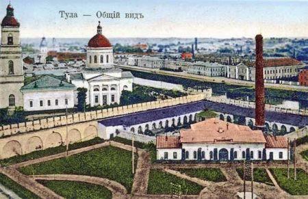 День города Тула 2013. Программа мероприятий.