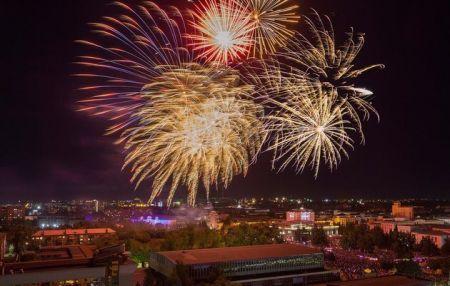 День города в Барнауле 2019. Праздничные мероприятия