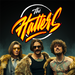 Концерт группы The Hatters в г. Иркутск