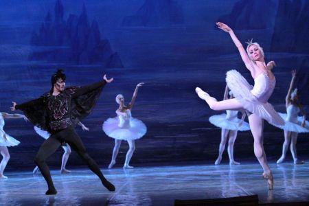 Балет Лебединое озеро. Чувашский государственный театр оперы и балета