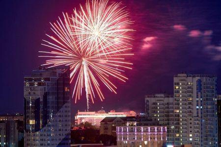 День города в Краснодаре 2020. Праздничная программа
