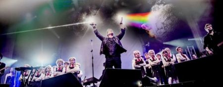 Концерт LiveUK Pink Floyd Show