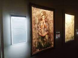 Выставка «О чём молчат картины»