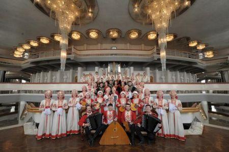 Концерт «Русская фантазия» в Самарской государственной филармонии