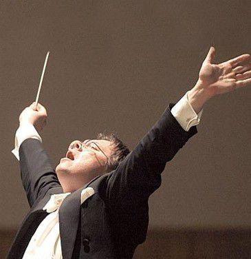 Концерт дирижера Александра Ведерникова. Новосибирская государственная филармония