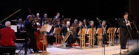 Оркестр джазовой музыки имени О. Лундстрема. Самарская филармония
