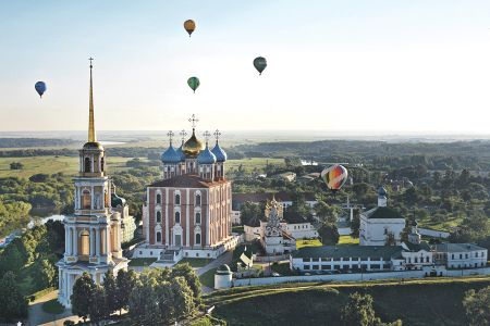 День города в Рязани 2021. Праздничные мероприятия