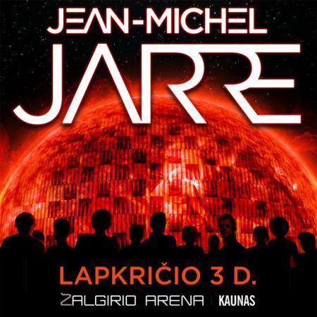 Концерт Jean-Michel Jarre