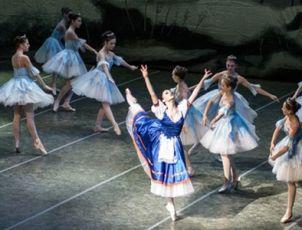 Белоснежка и семь гномов. Самарский театр оперы и балета