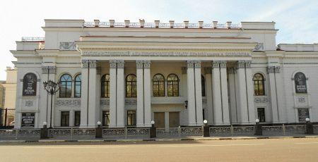 Театр. Воронежский театр драмы им. А. Кольцова