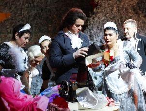 Волшебная флейта. Самарский театр оперы и балета