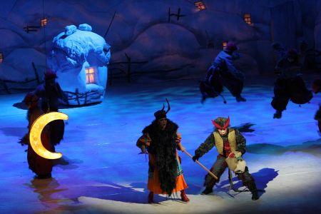 Ночь перед Рождеством. Мариинский театр. Приморская сцена