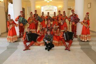 Ансамбль Гәрәбә. Татарская филармония