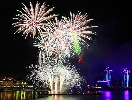 День города в Барнауле 2021. Праздничные события