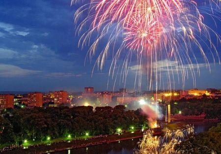 День города в Орле 2019. Праздничная программа