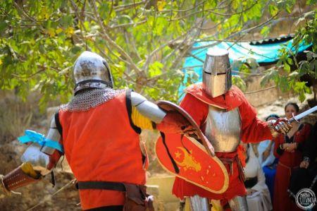 Фестиваль «Рыцари Иерусалима 2016»