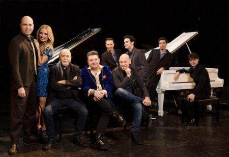 Концерт Порог слышимости – «70 пальцев» в г. Тель-Авив 2015