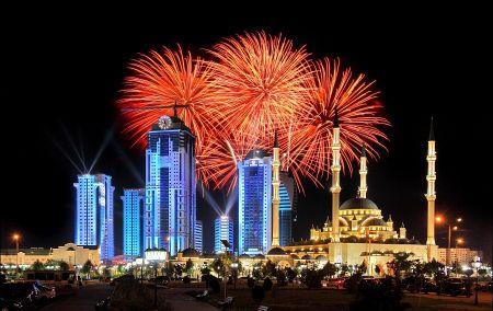 День города Грозный 2016. Праздничные события