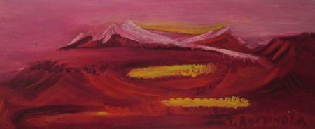 Выставка Татьяны Логиновой «Философский цикл картин» в музее «Метеорологическая станция Симбирска» (6 марта-3 мая 2015)