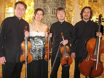 Концерт FILARMONICA-КВАРТЕТ