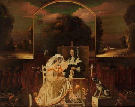 Выставка произведений Георгия Скрипниченко  «Гармония веков»(10 ноября - 3 декабря)