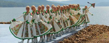 Ансамбль танца Сибири. Красноярская филармония