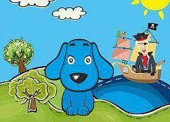 Музыкальная сказка «Голубой щенок». Сургутская филармония