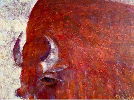 Виставка Нерамкована зустріч. Галерея Зелена канапа