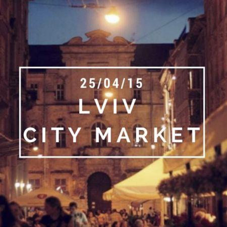 LVIV CITY MARKET 2015