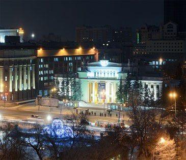 Ночь музеев. Новосибирская государственная филармония