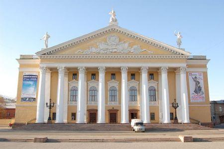 Волшебство у Лукоморья. Челябинский театр оперы и балета