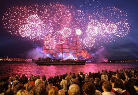 День города Санкт-Петербург 2015. Полная программа мероприятий