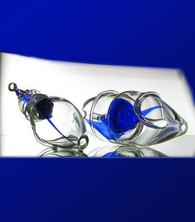Выставка художественного стекла «Неманская волна» (3 - 21 апреля)