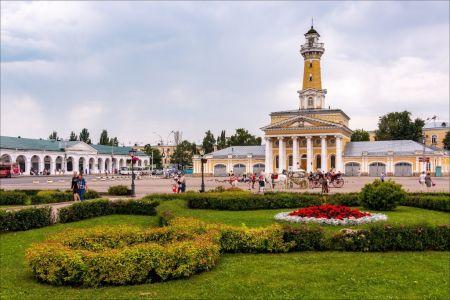 День города в Костроме 2021. Праздничные мероприятия