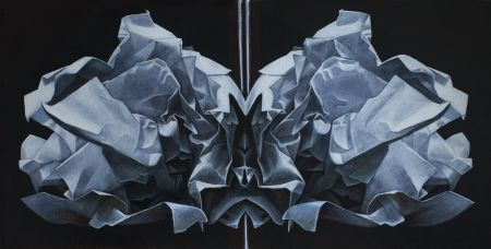 Выставка ЧЕЛОВЕК – СКЛАДКИ. Галерея ФАЙН АРТ