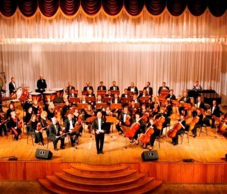 Концерт симфонического оркестра им. Гнесиных в Волгограде