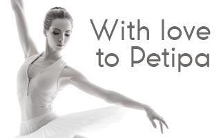 ПРЕМЬЕРА «With love to Petipa». Московский дом музыки